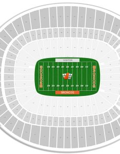 Broncos stadium seating chart with row numbers also denver guide rateyourseats rh