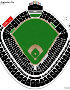 Guaranteed rate field seating chart with row numbers also chicago white sox guide rh rateyourseats