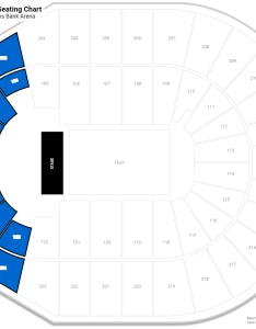 Verizon arena behind the stage seating chart also guide rateyourseats rh
