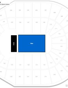 Verizon arena floor seating chart also guide rateyourseats rh