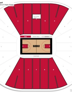 also viejas arena sideline basketball seating rateyourseats rh