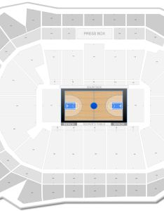 Wells fargo arena seating chart with row numbers also basketball rateyourseats rh