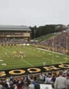 Explore the interactive seat map also waldo stadium western michigan seating guide rateyourseats rh