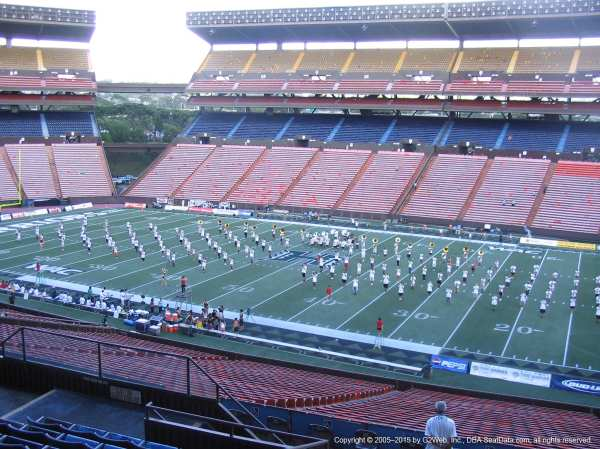 20+ Aloha Stadium Section Chart Pictures and Ideas on Meta Networks
