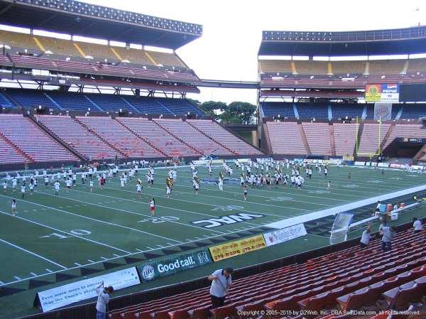 Aloha Stadium Concert Seating Bruno Mars - Year of Clean Water