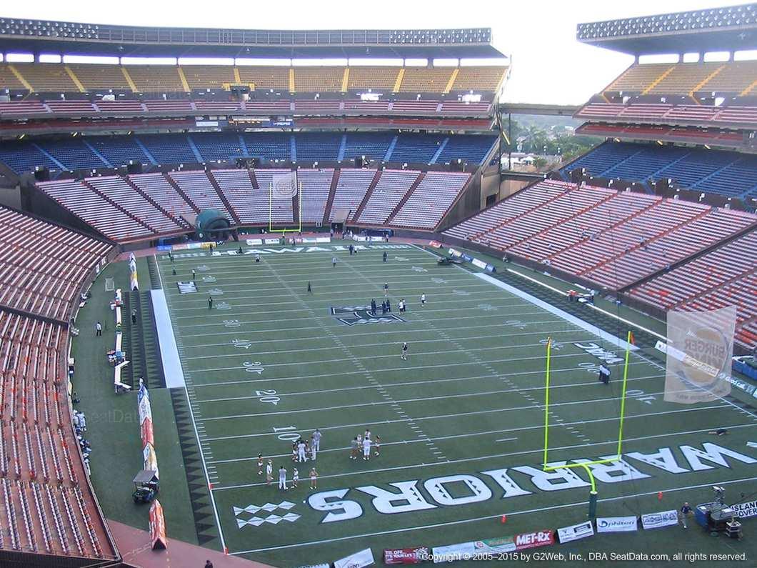 Aloha Stadium Seat Views   www.microfinanceindia.org