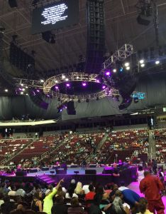 Concert seat view for verizon arena section row also rateyourseats rh