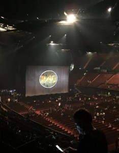 Concert seat view for the forum section also rateyourseats rh