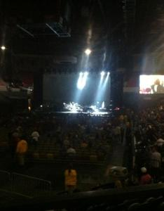 Concert seat view for valley casino center loge  also rateyourseats rh