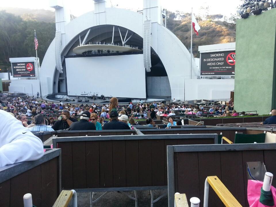 Terrace 4 Hollywood Bowl