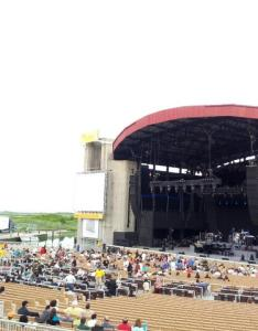 Concert seat view for northwell health at jones beach theater stadium  also rateyourseats rh