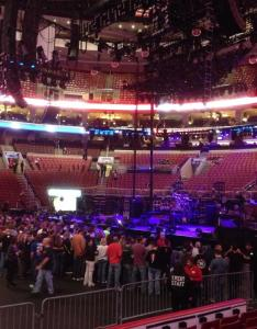 Concert seat view for wells fargo center section also seating rateyourseats rh