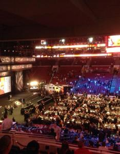 Concert seat view for wells fargo center super box also seating rateyourseats rh