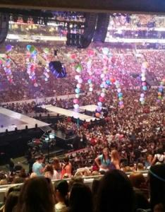 Concert seat view for wells fargo center club box also seating rateyourseats rh