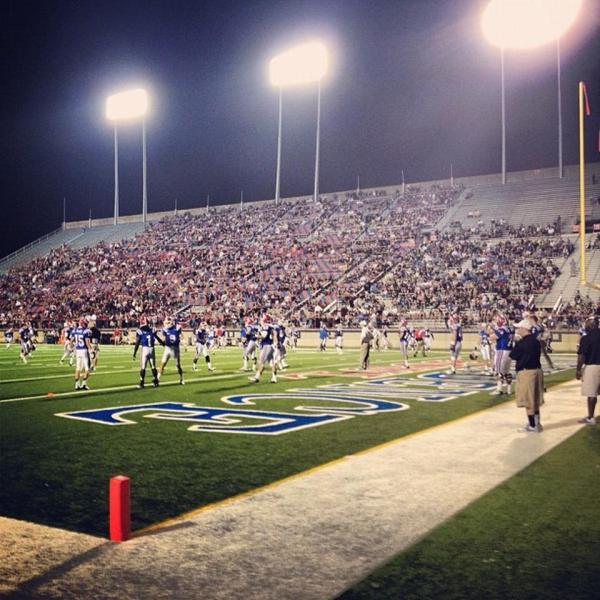 Independence Stadium Section 128 RateYourSeatscom