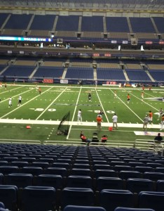 Football seat view for alamodome section row also utsa rateyourseats rh