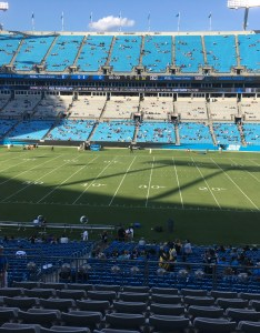 Seat view for bank of america stadium section also rateyourseats rh