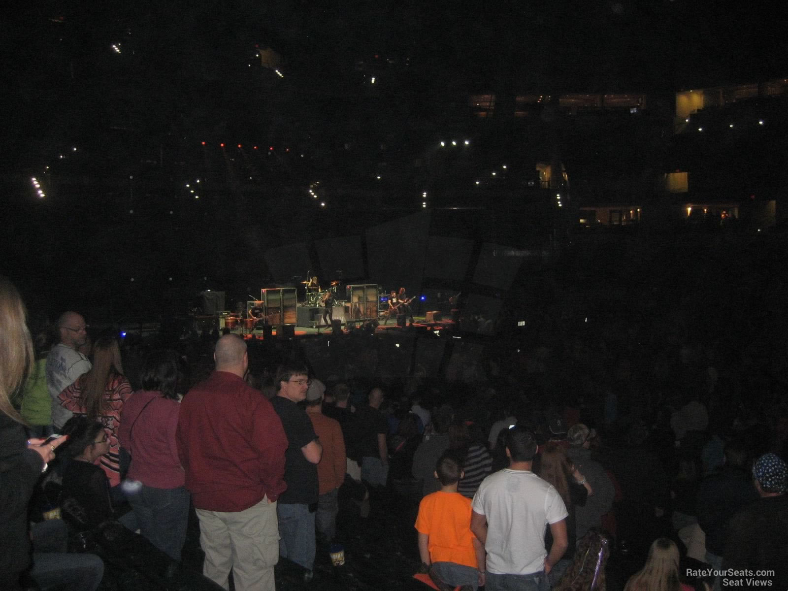 Conseco Fieldhouse Pacers Seating