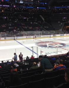 New york islanders seat view for barclays center section also rateyourseats rh