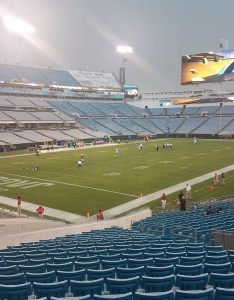 Seat view for tiaa bank field section row cc also rateyourseats rh