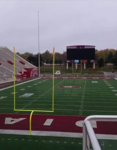 Seat view for memorial stadium in section row also rateyourseats rh