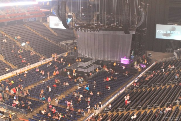 Nationwide Arena Seating View