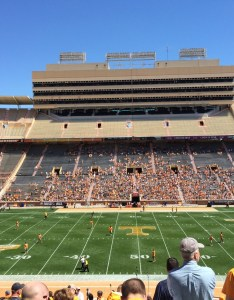 Which seats give the best view for game we want to sit with vols fans also tennessee football neyland stadium seating chart rateyourseats rh