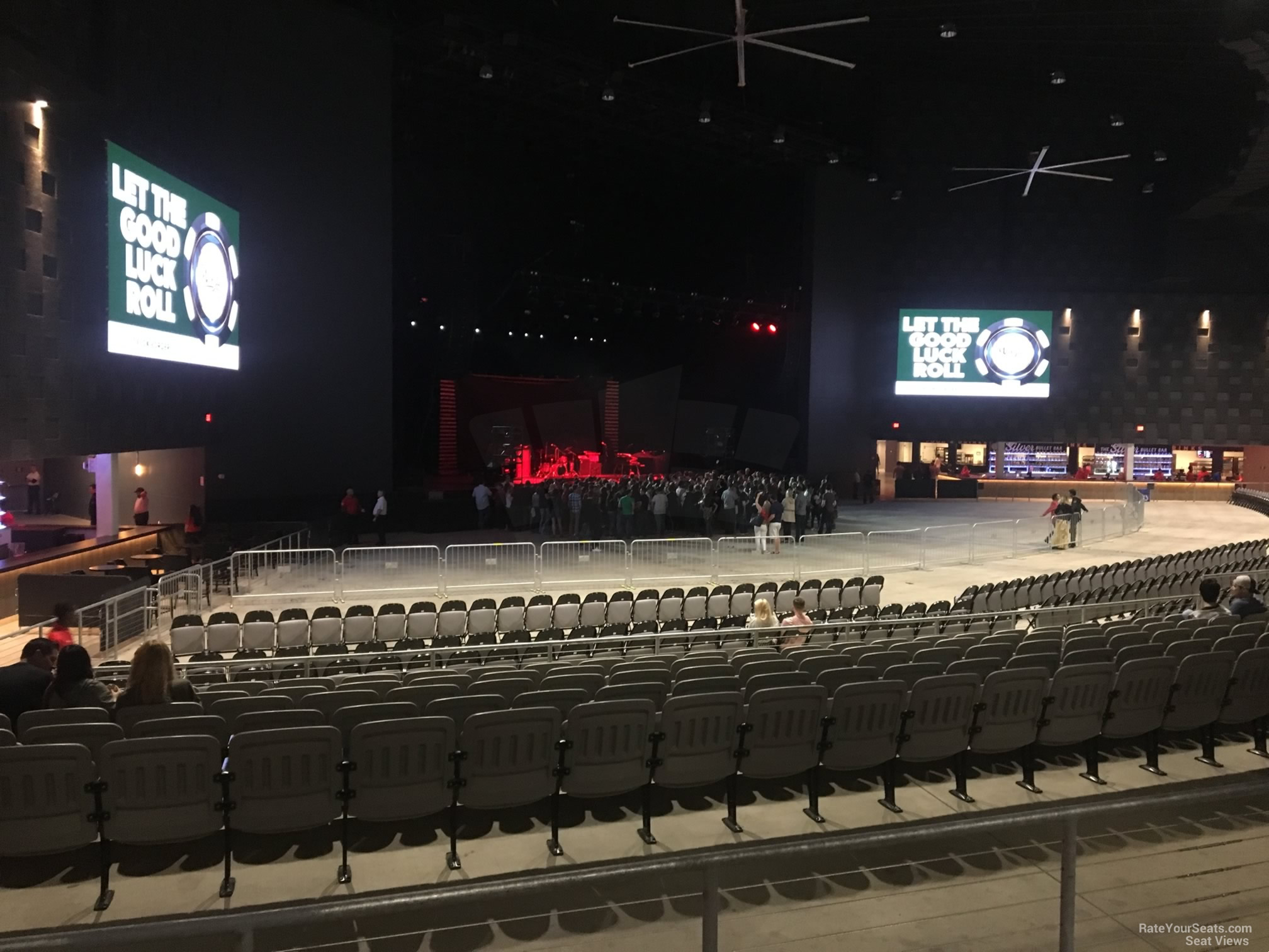 Toyota Center Concert Seating ...
