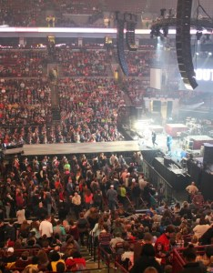 Concert seat view for schottenstein center section also seating rateyourseats rh