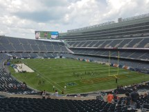Soldier Field Section 226 - Chicago Bears