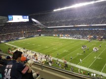 Soldier Field Section 305 - Chicago Bears