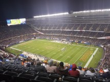 Soldier Field Section 431 - Chicago Bears