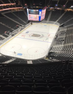 Seat view for  mobile arena section also vegas golden knights rateyourseats rh