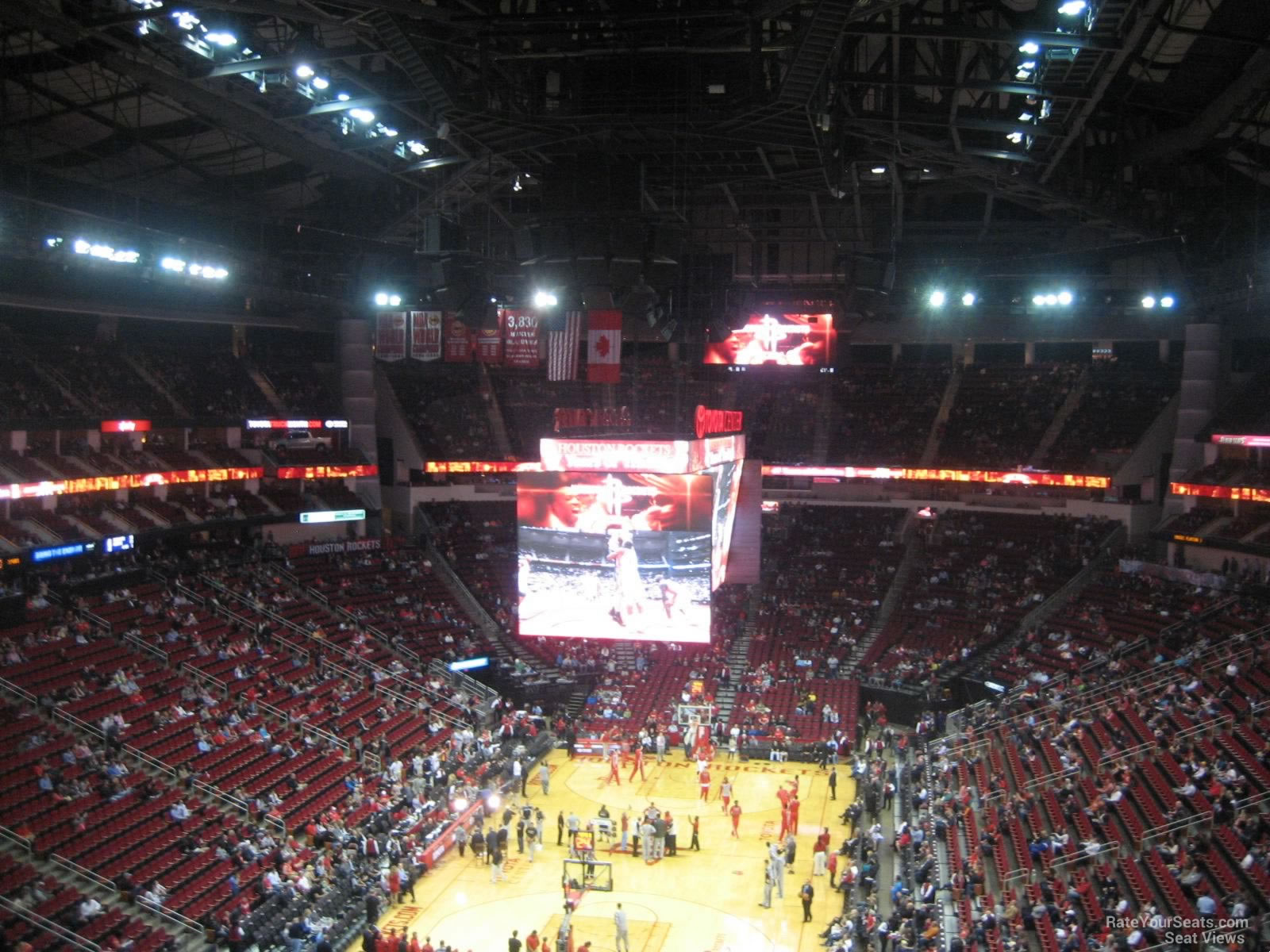wheelchair up stairs swivel office chair upholstered toyota center section 417 - houston rockets rateyourseats.com
