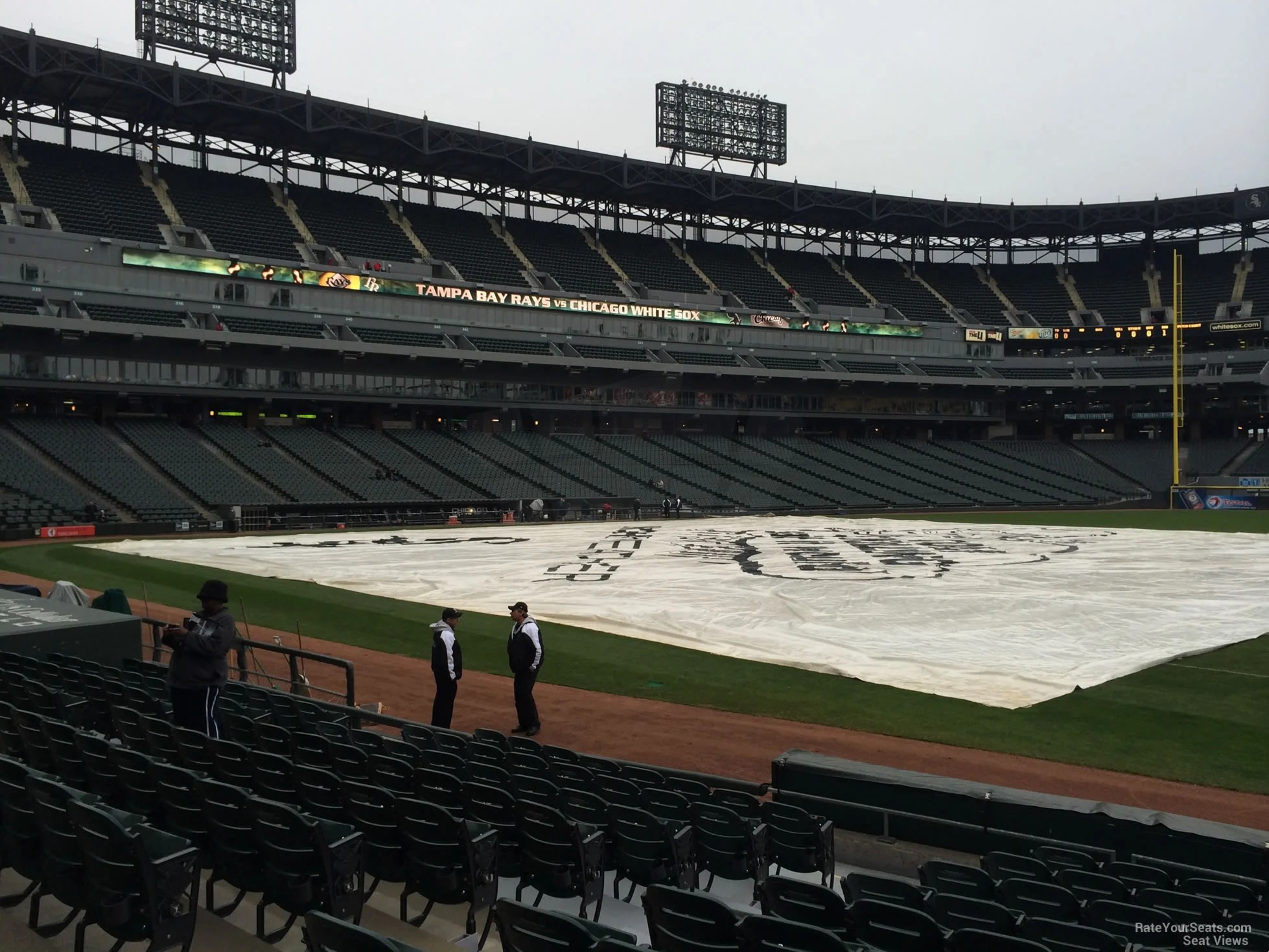 Us cellular field seating map