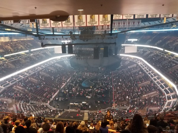 Chicago United Center Concert Seating