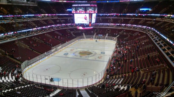 View Seats United Center Sections