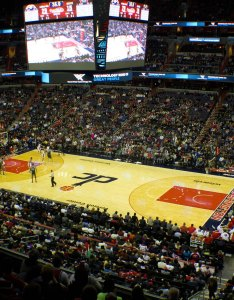 Basketball seat view for capital one arena section also washington wizards rateyourseats rh