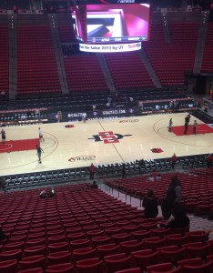 Viejas arena section  also rateyourseats rh