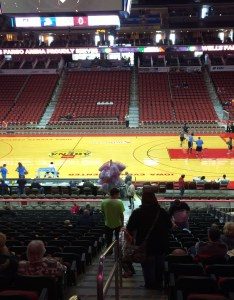 Wells fargo arena des moines ia section basketball seating rateyourseats also rh