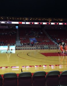 Seat view for wells fargo arena section also des moines ia basketball seating rh rateyourseats