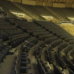 Ergonomic Chair Angle Computer Without Wheels Purdue Basketball Club Seating At Mackey Arena - Rateyourseats.com