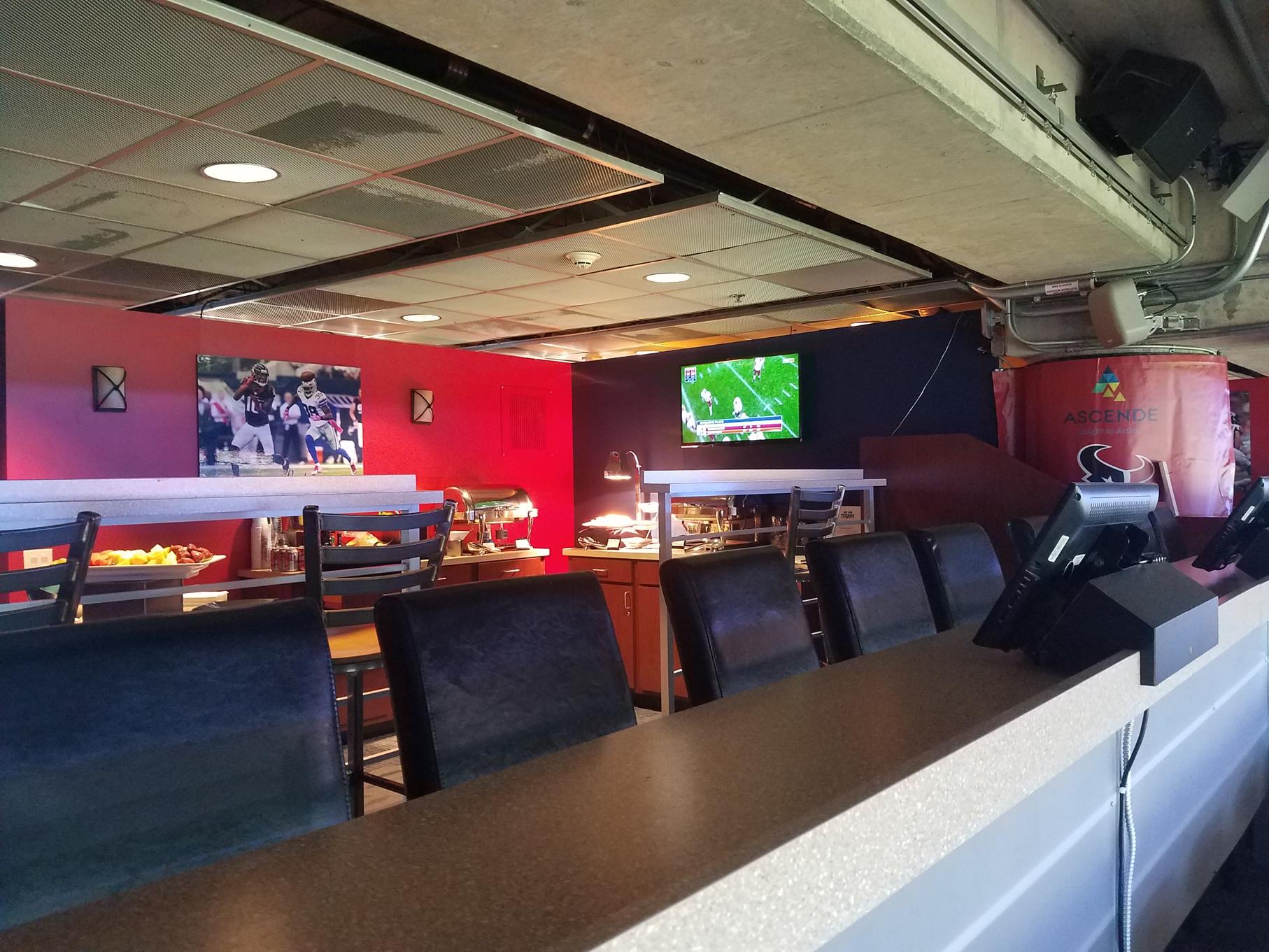 Houston Texans Seating Guide  NRG Stadium  RateYourSeatscom