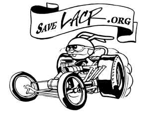 Save L.A.C.R. Los Angeles County Drag Racing