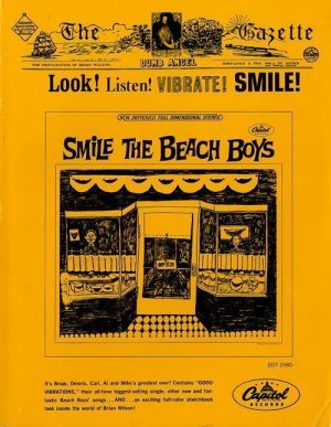 Convoluted Conversation Part 2: cover of Domenic Priore's LOOK! LISTEN! VIBRATE! SMILE!! book.