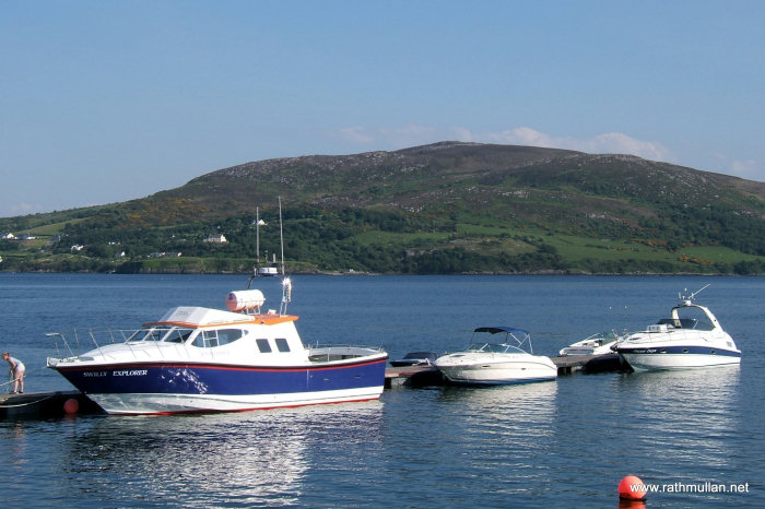 Sightseeing Trips with Rathmullan Charters