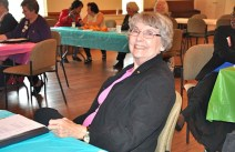 Roberta Madden, co-director of RATIFY ERA-NC organized the conference.