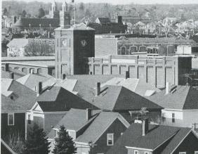 Berkshire Hathaway Mill - New Bedford, MA