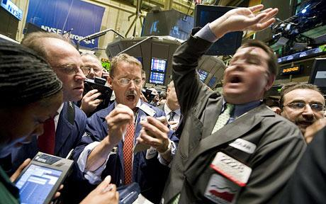 Using Checklists to Control Emotions During Market Meltdowns
