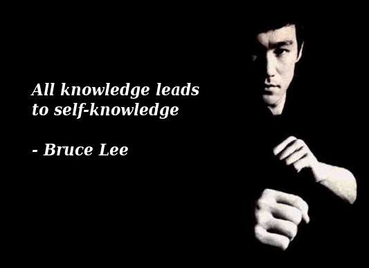 BruceLeeSelfKnowledge